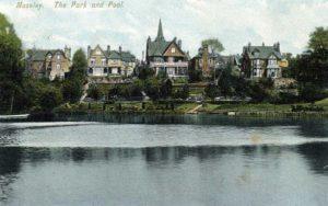 Old Park postcard