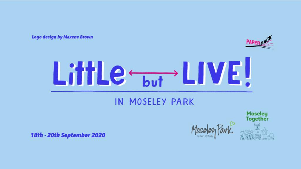 Little but LIVE banner