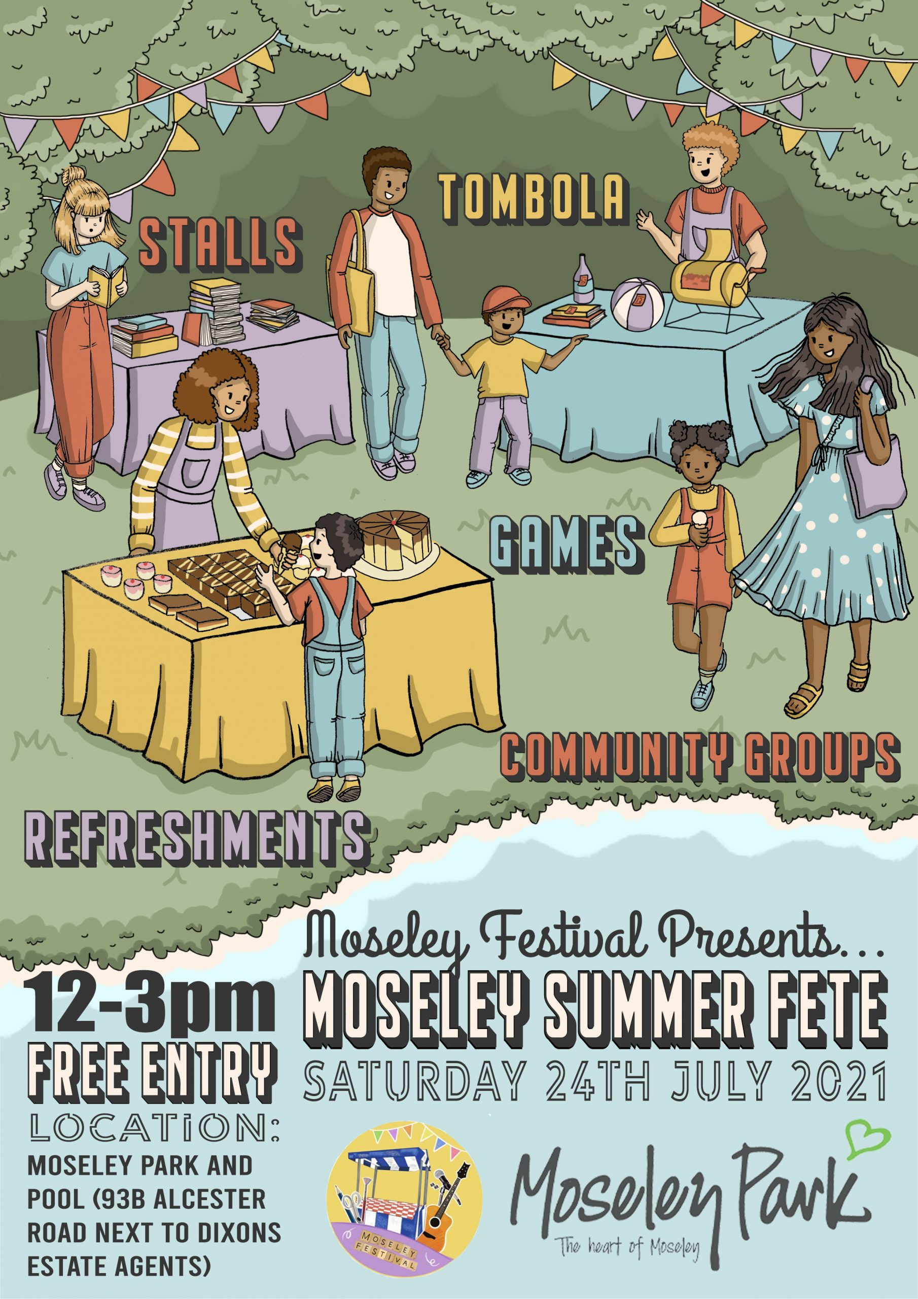 Moseley Festival Summer Fete